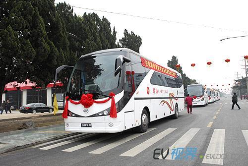 安凯客车发力新能源汽车业务